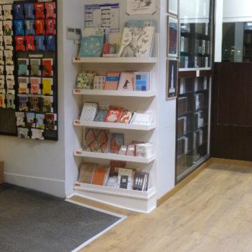 Meubles de librairie/papeterie